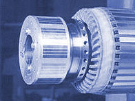 Turbine and Package Parts